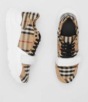 Burberry sneakers for Sale in Pomona, CA