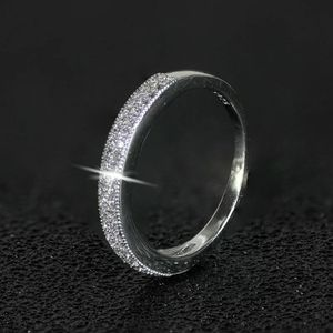 Stamped 925 Sterling Silver Engagement / Promise / Wedding Ring - Code SU01 for Sale in Dallas, TX