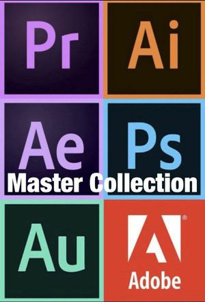 Adobe Master Collection for Sale in Downey, CA