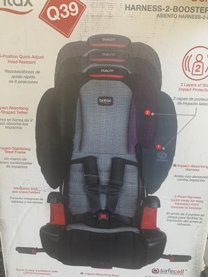 Britax Harness to Booster Car Seat Brand New for Sale in Anaheim, CA
