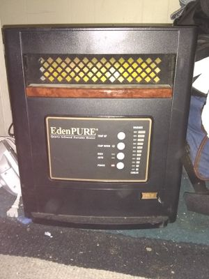 EdenPure Infrared portable Heater for Sale in Dumas, TX