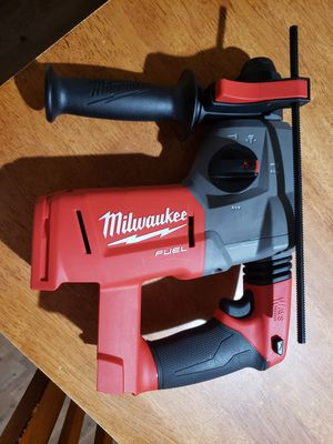 Milwaukee rotory hammer for Sale in Glendale, AZ