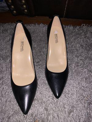 Michael Kors black heels for Sale in Paramus, NJ