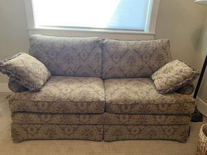 Couch hide a bed for Sale in Bend, OR