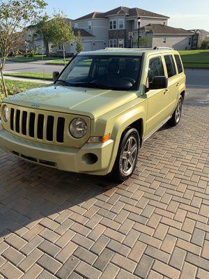 2010 Jeep Patriot for Sale in Zephyrhills, FL