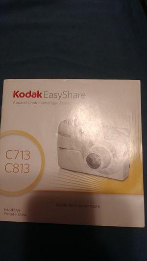 Kodak Easy share C713/813 for Sale in El Paso, TX