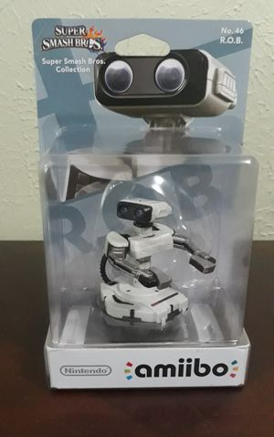 ROB the Robot Amiibo (New) for Sale in Irving, TX