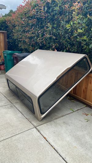 Camper shell for Sale in Hayward, CA