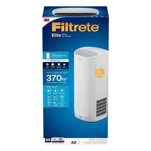 Filtrete Room Air Purifiers 4-Speed 370-sq ft True HEPA Air Purifier for Sale in Atlanta, GA