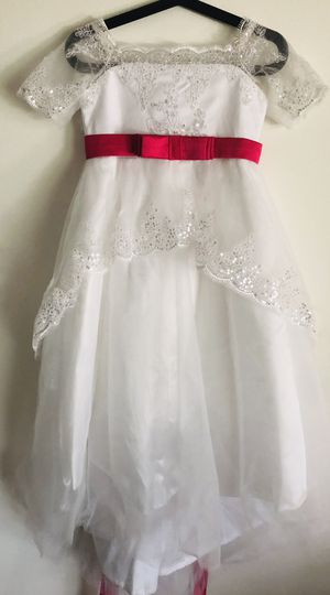 Flower Girl dress size 7/8 for Sale in Hollywood, FL