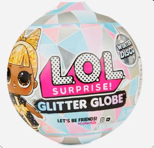 Brand new lol glitter globe and lol lils winter disco balls for Sale in West Palm Beach, FL