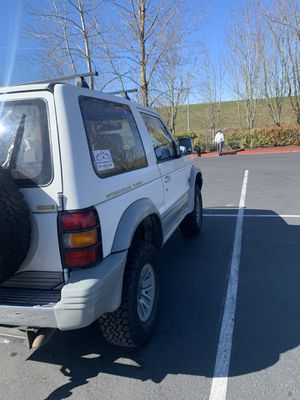 Mitsubishi pajero for Sale in Vancouver, WA