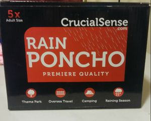 Rain Poncho for Sale in Sandy, OR