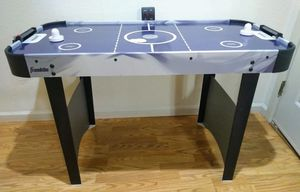 "NEW FRANKLIN 48"" AIR HOCKEY W/ELECTRONIC SCORING***RETAIL $47 + TAX for Sale in Crystal City, MO"