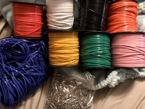 Plastic Craft Lace and Metal Closures for Sale in Little Rock, AR