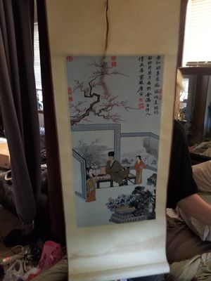 Chinese tapestry original for Sale in San Francisco, CA