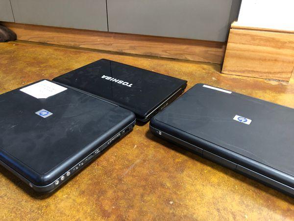 Old School Laptops