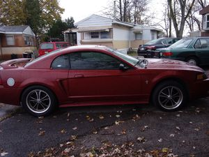 2000 Ford Mustang automatic lot of miles what just had another motor installed 3.8 v6 needs a lot of work and inspected for Sale in Manchester, PA
