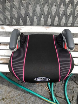 Graco booster seat for Sale in Staten Island, NY