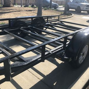 """Trailer For Sale 14'x6'41/2"""" for Sale in Eastvale, CA"""