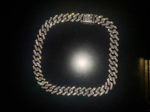 22 inch cuban link chain 14k gold plated 19mm for Sale in Brentwood, NC