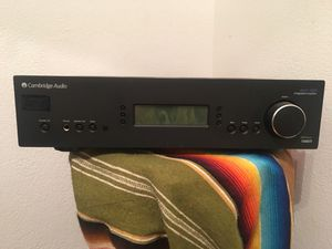 Cambridge Audio azur 740a Integrated Amplifier for Sale in Austin, TX