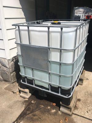 275 Gallon Water Tank for Sale in Corydon, KY
