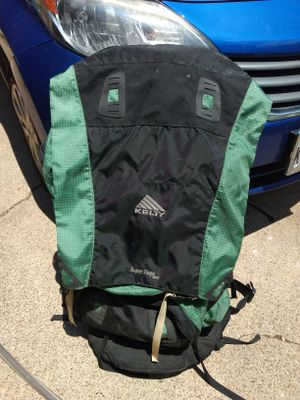 Kelty Super Tioga 4900 Large External Frame Hiking Backpack for Sale in Garland, TX