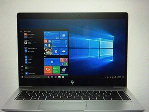 HP Elitebook 840 16GB SSD 256GB G6 i5 8th Gen Warranty thru 11/22 Brand NEW!! for Sale in Irvine, CA