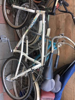 Looking for best offers on all bikes total 4 bikes or best offer on individual bike. for Sale in Downey, CA