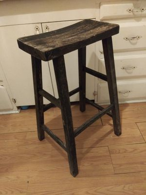 Solid wood stool for Sale in Fresno, CA