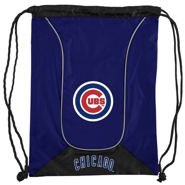 ✨NWT✨ Officially Licensed MLB Chicago Cubs Drawstring Backpack