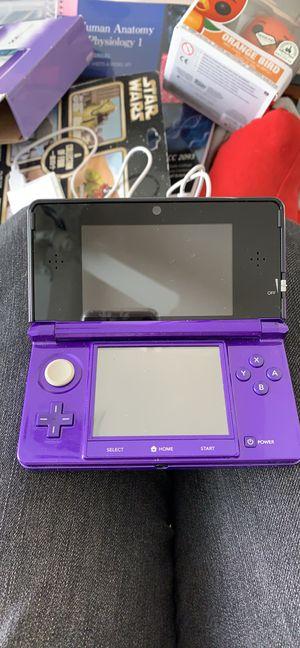 Nintendo 3DS Purple for Sale in Cocoa, FL