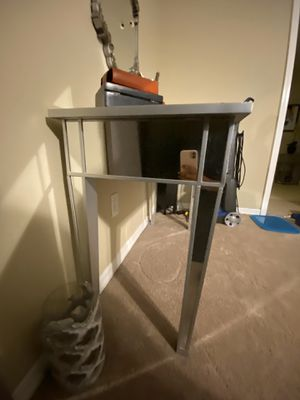 Mirrored desk or Vanity for Sale in Ruskin, FL