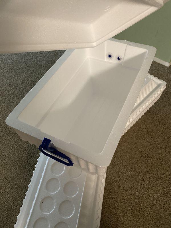 Coolers / Styrofoam