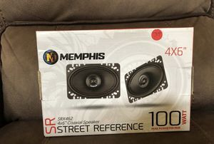 "Memphis 4x6"" speakers for Sale in Santa Maria, CA"