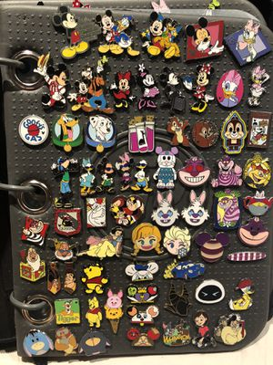 Assorted Disney Pins for Sale in Claremont, CA