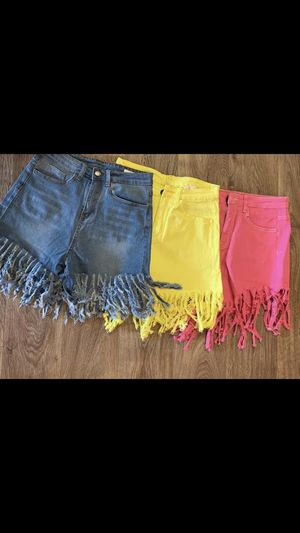 Fringed Shorts for Sale in Riverdale, GA