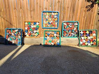 Metal wall art for Sale in Waco,  TX
