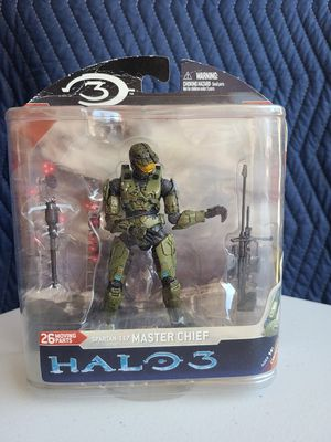 McFarlane Toys Halo 3 Series 3 - Master Chief Action Figure for Sale in Fontana, CA