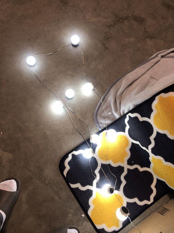 led light string 15ft long