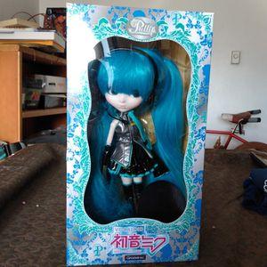 Hatsune Miku Pulip Doll for Sale in Montesano, WA