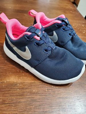 Nike shoes $30 worn once. Size 11c for Sale in Apopka, FL