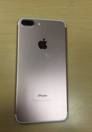 iPhone 7 Plus UNLOCKED with 6 months warranty for Sale in Boston, MA