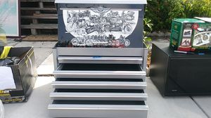 Harley-Davidson 100 Year commemorative Snap-on 4 drawer tool box for Sale in St. Petersburg, FL