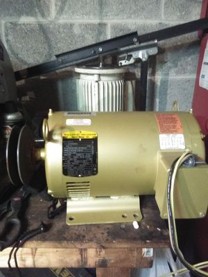 3 phase motor 5hp for Sale in Mountville, PA