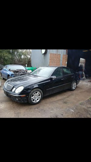 2006 Mercedes E350 Parts Only for Sale in Irving, TX