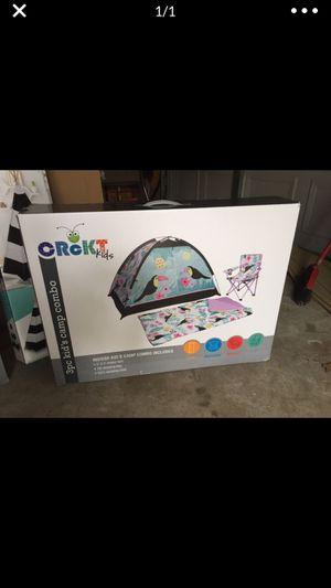 Camp tent for Sale in Houston, TX