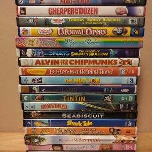Children's Dvd Lot for Sale in Paramount, CA