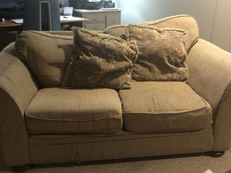 Couch And Love Seat FREE for Sale in St. Louis,  MO